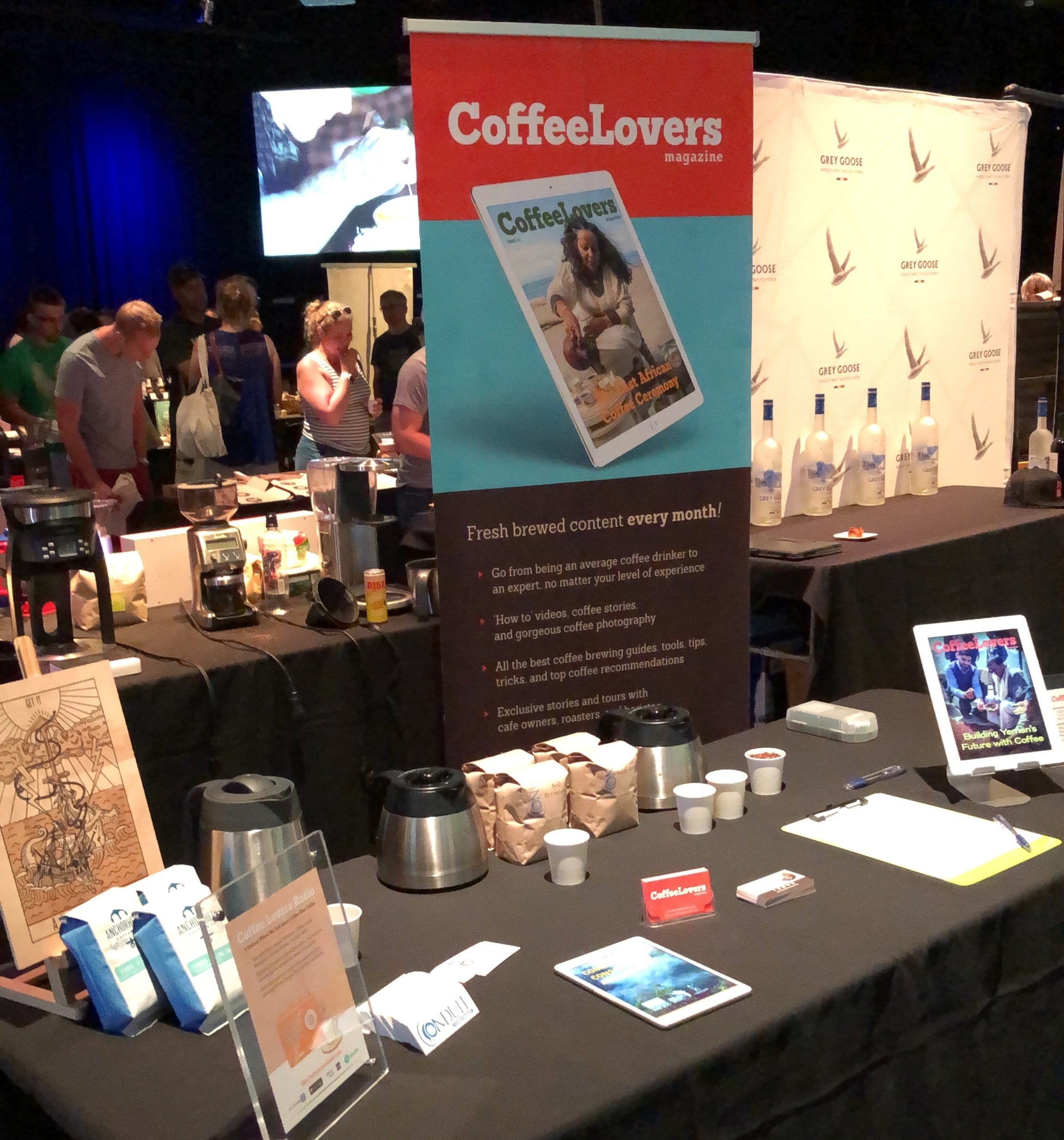 CLR-E99: At CoffeeCon Seattle + Q&A - Coffee Lovers Radio Podcast